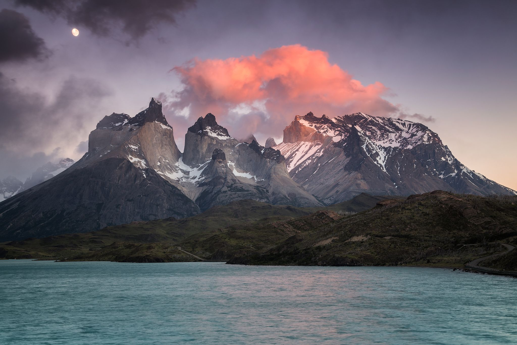 """""""My concept of grandeur and natural beauty has changed drastically after visiting Torres del Paine National Park,"""" says Your Shot photographer Victor Lima who visted the site in the Chilean portion of Patagonia last year. The park hosts more than a quarter million visitors every year."""